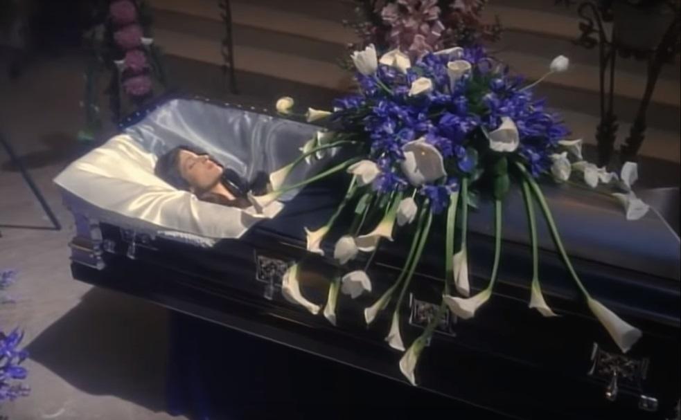 anni novanta la sposa muore