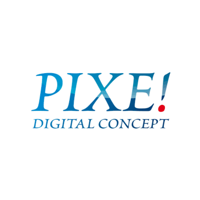 pixe digital concept logo foligno